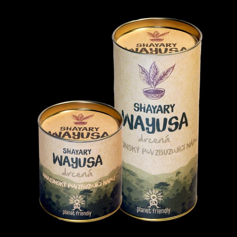 Wayusa drcená